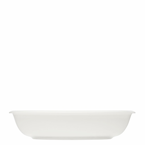 Iittala Raami Serving Bowl Oval (1.75 QT) White