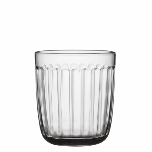 Iittala Raami Tumbler (8.75 oz) Clear, Set of 2 - 4 LEFT