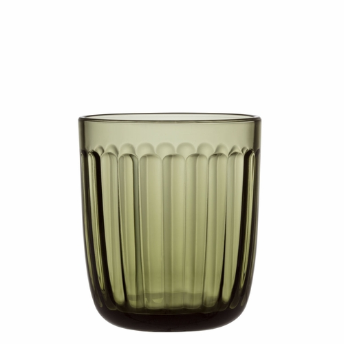 Raami Tumbler (8.75 oz) Moss Green, Set of 2