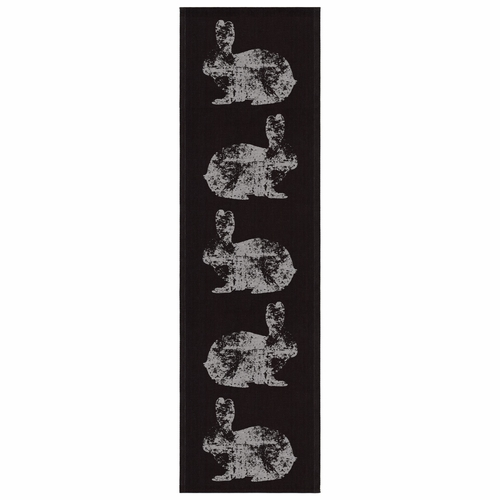Rabbits Table Runner, 14 x 47 inches