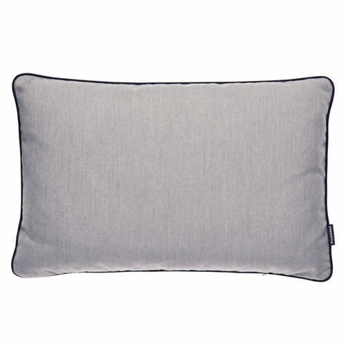 "Pappelina Ray Grey Outdoor Cushion - 15"" x 23"""