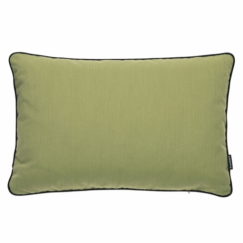 "Pappelina Ray Olive Outdoor Cushion - 15"" x 23"""