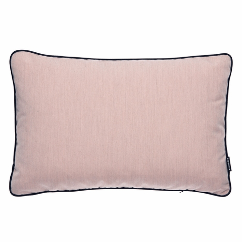 """Pappelina Ray Pale Rose Outdoor Cushion - 15"""" x 23"""""""