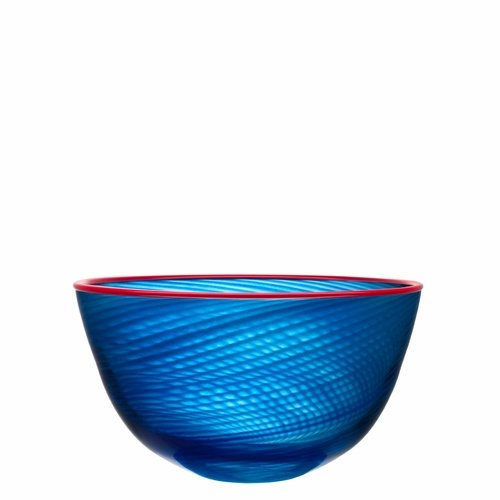 Red Rim Bowl, Large