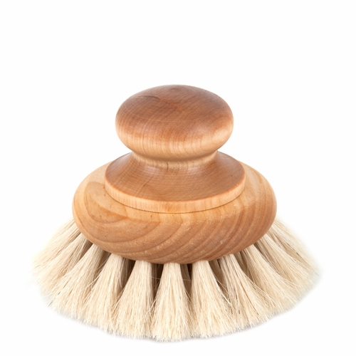 Iris Hantverk Round Bathing Brush