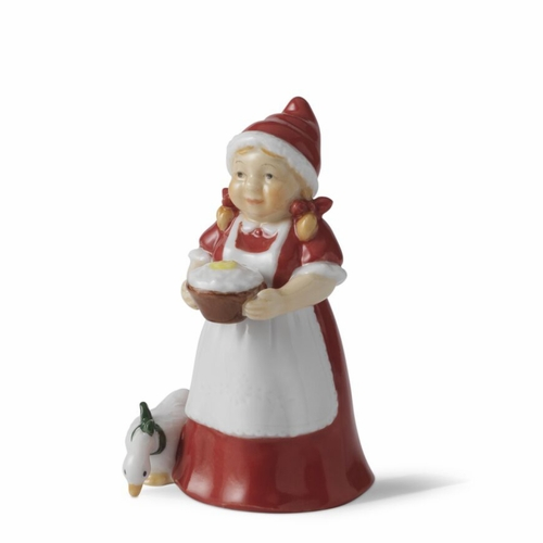Royal Copenhagen Annual Santa's Wife - 2021