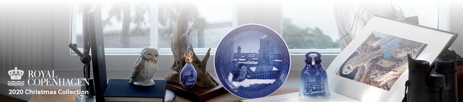 Royal Copenhagen Christmas Collectibles