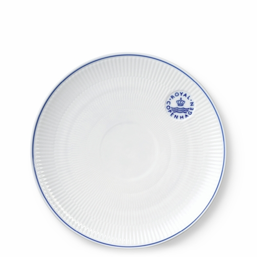 Royal Copenhagen Blueline Coupe Plate 9""