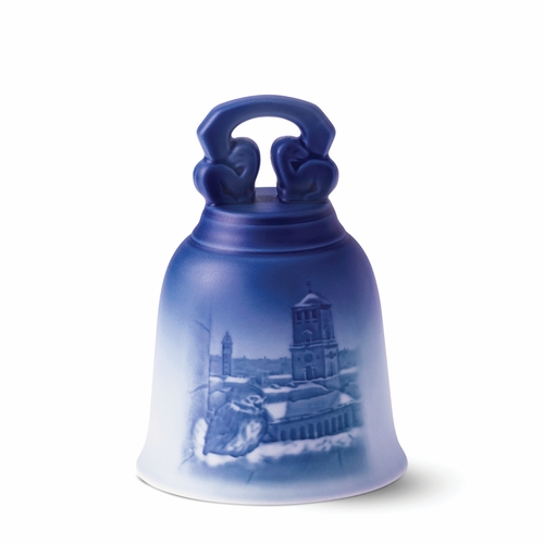 Royal Copenhagen Christmas Bell - 2020