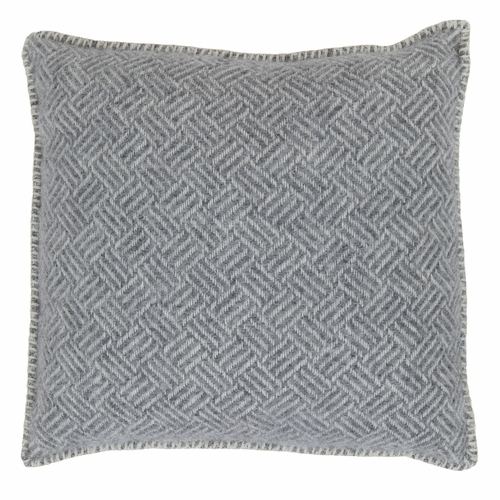 Samba Wool Cushion Cover, Gray