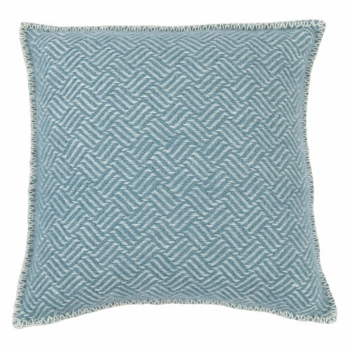 Samba Wool Cushion Cover, Lead Gray
