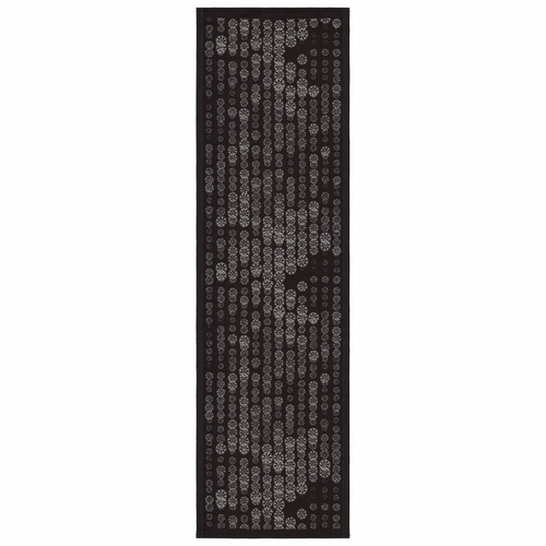 Shining Snowflakes Table Runner, 14 x 47 inches