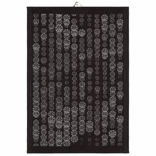 Shining Snowflakes Tea Towel, 14 x 20 inches