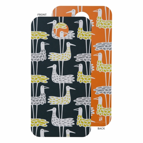 Shore Birds Cutting Board