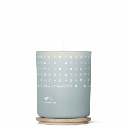 Skandinavisk ØY [island] Scented Candle with Lid - 6.7 oz.