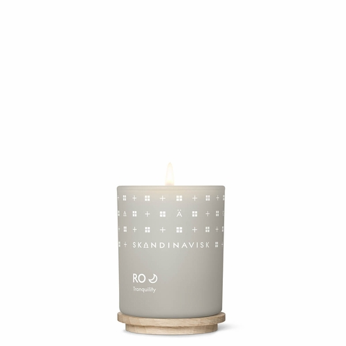 Skandinavisk RO [tranquility] Scented Candle with Lid - 2 oz.