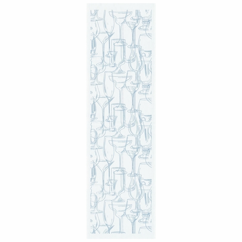 Skimra Table Runner, 14 x 47 inches