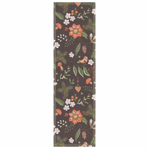 Ekelund Weavers Skogsliv Table Runner, 14 x 47 inches