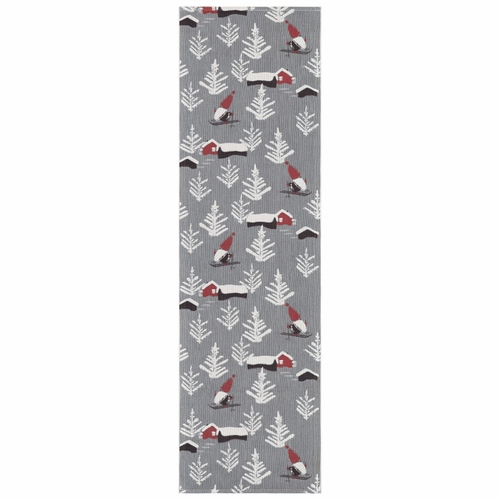 Skogstomte Table Runner, 14 x 47 inches