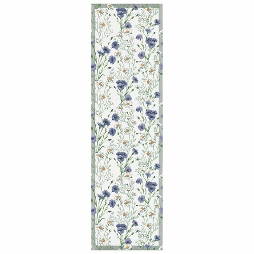Ekelund Weavers Sommar Table Runner, 14 x 47 inches
