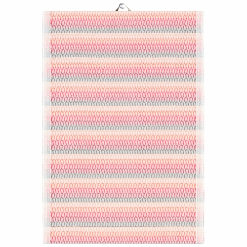 Ekelund Weavers Stripe 030 Tea Towel, 14 x 20 inches