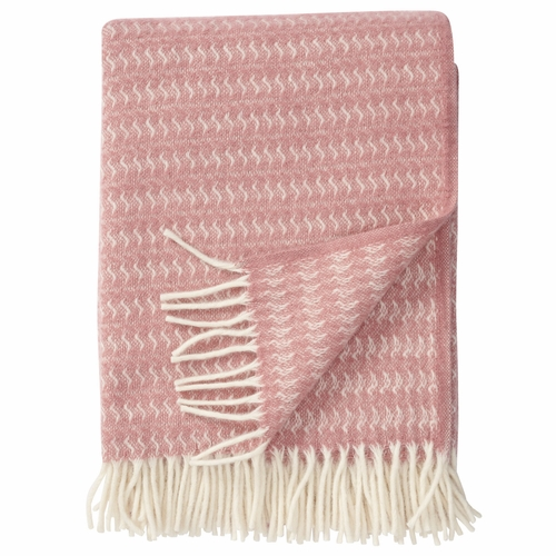 Sumba Brushed ECO Lambs Wool Throw, Nude