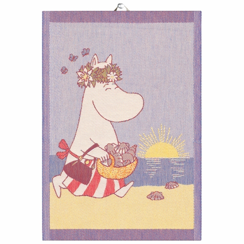 Ekelund Weavers Summerday Tea Towel, 14 x 20 inches