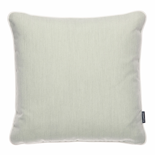 "Pappelina Sunny Mint Outdoor Cushion - 17"" x 17"""