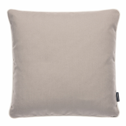 """Pappelina Sunny Mud Outdoor Cushion - 17"""" x 17"""""""