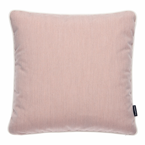 """Pappelina Sunny Pale Rose Outdoor Cushion - 17"""" x 17"""""""