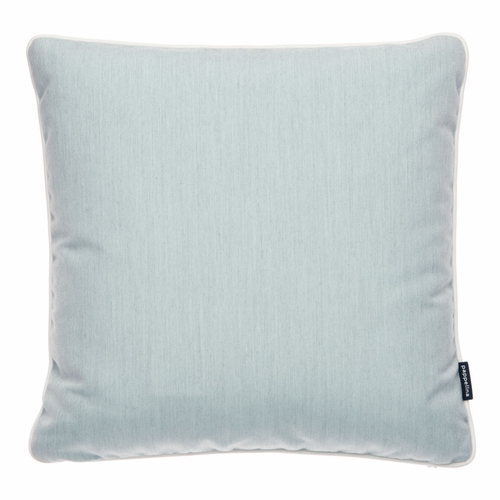 "Pappelina Sunny Pale Turquoise Outdoor Cushion - 17"" x 17"""