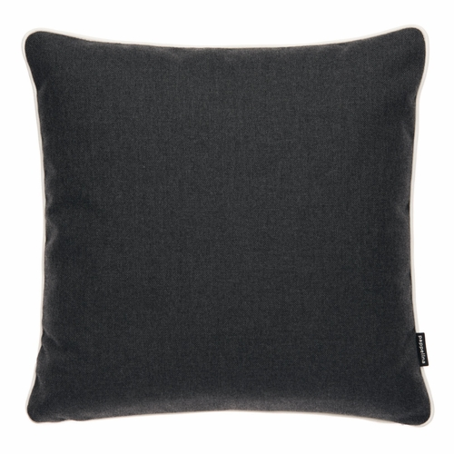 "Pappelina Sunny Sooty Outdoor Cushion - 17"" x 17"""