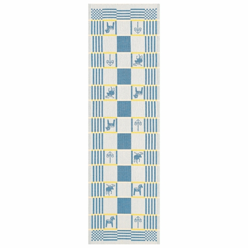 Sverige Table Runner, 14 x 43 inches