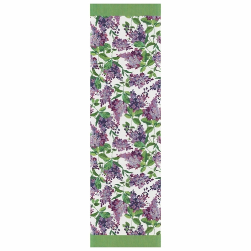Ekelund Weavers Syren Table Runner, 14 x 47 inches