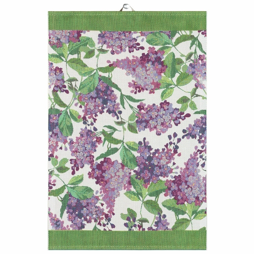 Ekelund Weavers Syren Tea Towel, 16 x 24 inches