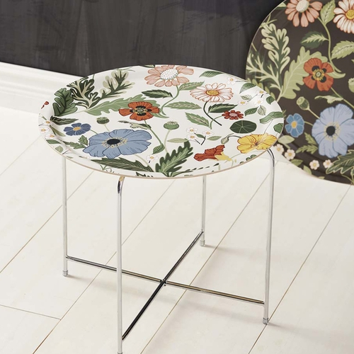 "Klippan Table Stand For Large 19.3"" Round Tray"