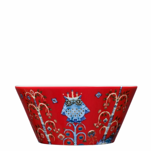Iittala Taika Pasta Bowl, Red