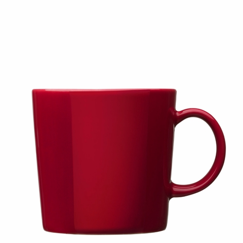 Teema Mug 10 Oz Red