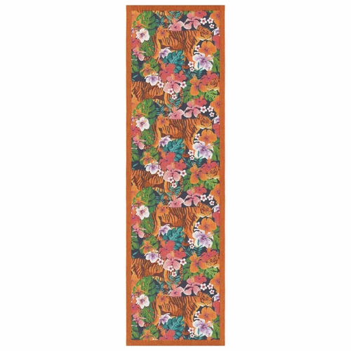 Tigra Table Runner, 14 x 47 inches