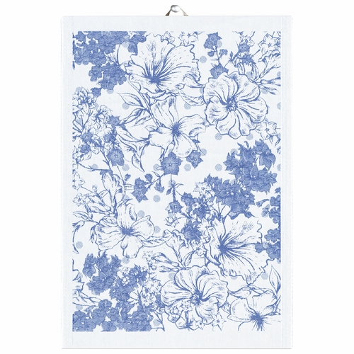 Ekelund Weavers Tilde Tea Towel, 14 x 20 inches