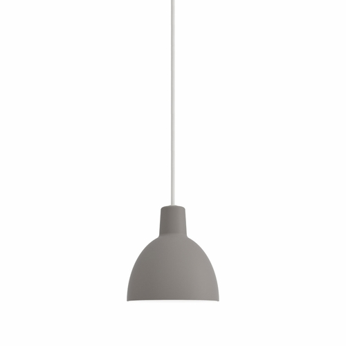 Toldbod 120 Pendant, Light Grey