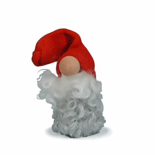 Swedish Tomte Kid with Nose