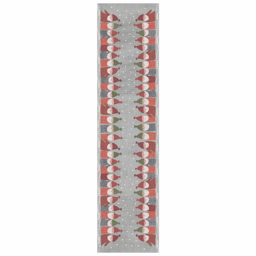 Ekelund Weavers Tomtemote Table Runner, 14 x 55 inches