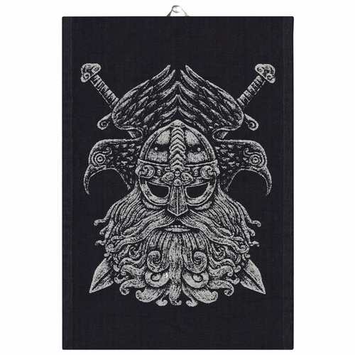 Viking Tea Towel, 14 x 20 inches