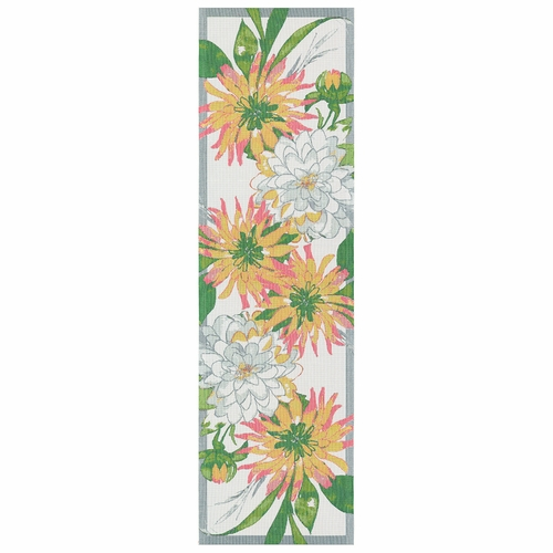 Ekelund Weavers Vilma Table Runner, 14 x 47 inches