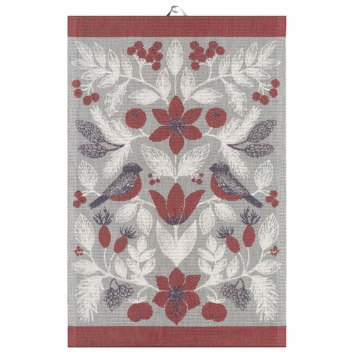 Ekelund Weavers Vinterdag Tea Towel, 16 x 24 inches