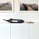 Vitra Eames House Whale - Hand Carved / Painted
