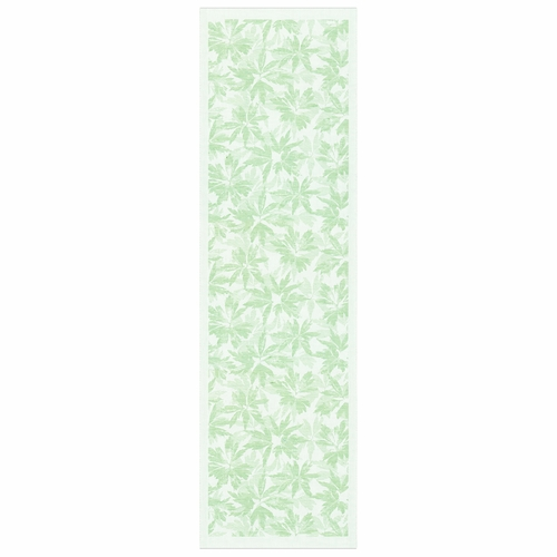 Ekelund Weavers Vitsippor Table Runner, 14 x 47 inches