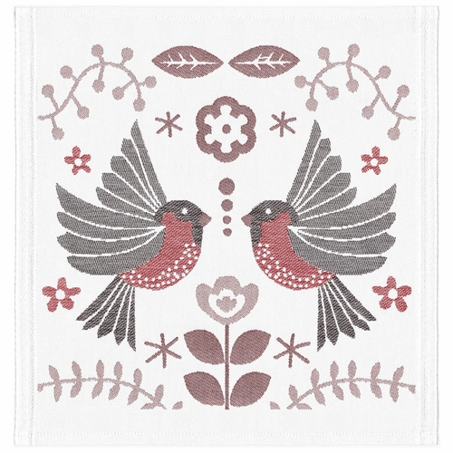 Winter Birds Napkin