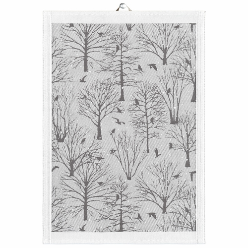 Winter Forest Tea Towel, 19 x 28 inches